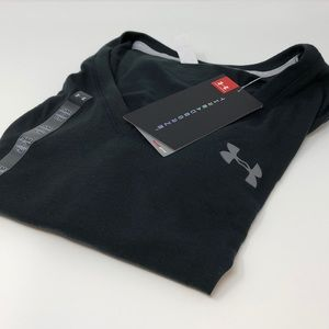 Under Armour Thredborne Train V Neck Tee
